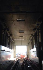 Vagonu depo ražošanas zonas rekonstrukcija. Divu ēku jaunbūvju būvniecība – Kalna iela 68A, Rīga